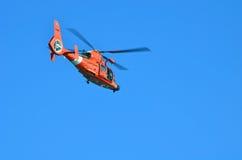 U S Вертолет службы береговой охраны Стоковая Фотография