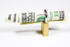 U.S. доллар Стоковое Изображение RF