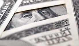 U.S. доллар Стоковые Фотографии RF