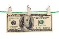 Американские кредитки. Стоковая Фотография