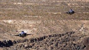U S Летание двигателя бойца забастовки соединения военновоздушной силы F-35 (молнии II) стоковое фото