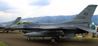 U.S. самолет-истребитель Стоковые Фотографии RF