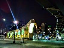 U S Стадион банка стоковое фото rf