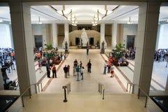U.S. Центр визитеров капитолия стоковые фотографии rf
