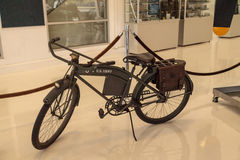 U S 军队1936年霍桑Zep自行车 免版税库存照片