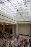 U.S. 国会大厦访客中心 库存图片