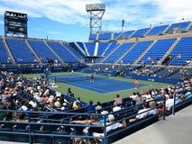 U S 打开网球-路易斯阿姆斯特朗体育场 库存照片