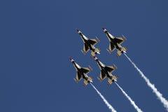 U.S. 空军队雷鸟 库存图片