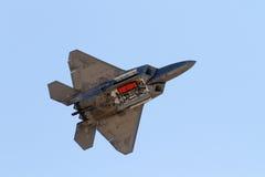 U S 空军队飞行表演在图森,亚利桑那 免版税图库摄影