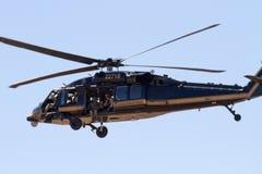 U S 空军队飞行表演在图森,亚利桑那 免版税库存照片