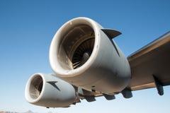 U S 空军队飞行表演在图森,亚利桑那 库存图片