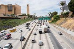 U S 101高速公路 免版税库存图片