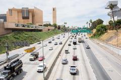U S 101高速公路 图库摄影
