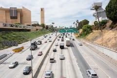 U S 101高速公路 库存照片