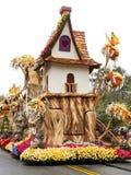 U.S. 2011 van de bank nam de Vlotter van de Parade van de Kom toe Stock Afbeelding