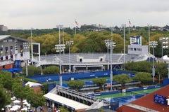 U.S. Abra el tenis Imágenes de archivo libres de regalías