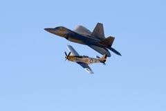 U.S. Air Force Air Show in Tucson, Arizona Stock Photo
