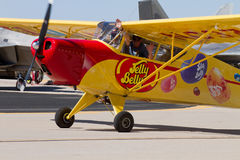 U.S. Air Force Air Show in Tucson, Arizona Royalty Free Stock Photography