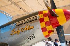 U.S. Air Force Air Show in Tucson, Arizona Stock Images