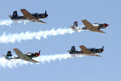 U.S. Air Force Air Show in Tucson, Arizona Royalty Free Stock Image