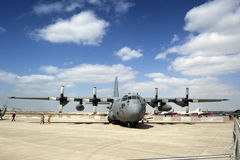 U.S. AIR FORCE BOEING C-17 Royalty Free Stock Images