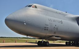 Free U.S. Air Force C-5 Galaxy Stock Images - 114945244