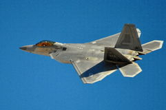 U.S. Air Force F-22 Raptor Royalty Free Stock Image