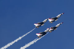 U.S. Air Force Thunderbirds Royalty Free Stock Images