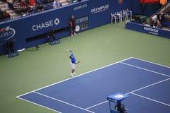 U.S. Apra il tennis - Rafael Nadal Fotografia Stock