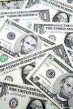 U.S. argent comptant Photos libres de droits