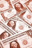 U.S. argent comptant Photographie stock libre de droits