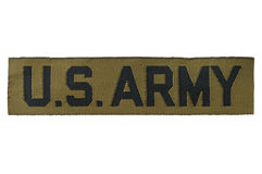 U.S. Armee Stockbilder