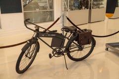 U S Armee Hawthorne Zep Bicycle 1936 Lizenzfreies Stockfoto