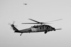 U.S. Army - Black Hawk UH-60G 2 Royalty Free Stock Photos