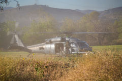 U.S. Army - Black Hawk UH-60G Royalty Free Stock Photography