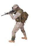 U.S. Army Infantryman Stock Photo