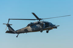 U.S. Army Sikorsky MH-60K helicopter Stock Image