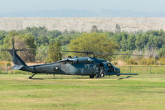 U.S. Army Sikorsky MH-60K helicopter Stock Photography