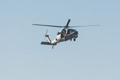 U.S. Army Sikorsky UH-60 Black Hawk helicopter Stock Photography