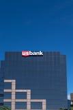 U S Bancorp-de Bouw Royalty-vrije Stock Foto