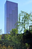 U S Bancorp står högt skyskrapan i Portland royaltyfri bild