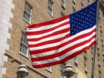 U.S. bandeira Imagem de Stock