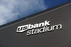 U S Banka stadium Zdjęcia Stock