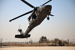U.S. Blackhawk SH-60 Royalty Free Stock Image