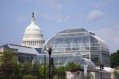 U.S. Botanic Gardens Royalty Free Stock Photo