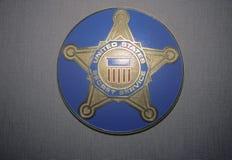 U S Bouclier de service secret Photo stock