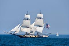 U S Brig Niagara images libres de droits