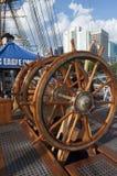 U S brzegowy orła strażnika s statek wysoki u zdjęcia stock