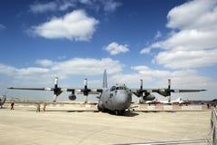 U.S. C-17 de BOEING de l'ARMÉE DE L'AIR Images libres de droits