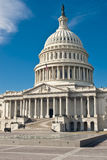 U.S.Capital Fotografie Stock Libere da Diritti